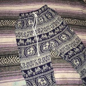 Pants - Boho pants
